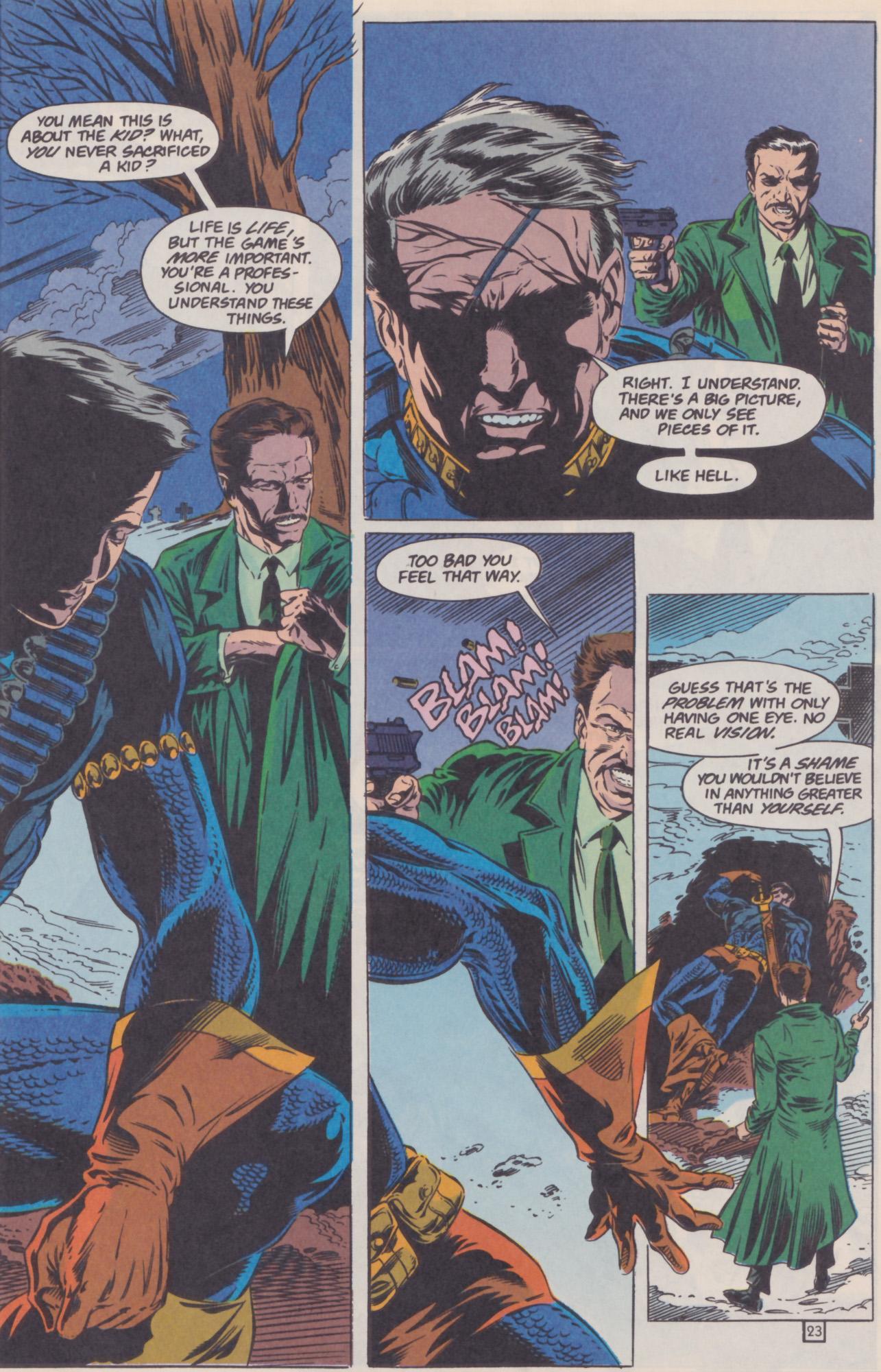 Deathstroke (1991) Issue #22 #27 - English 24