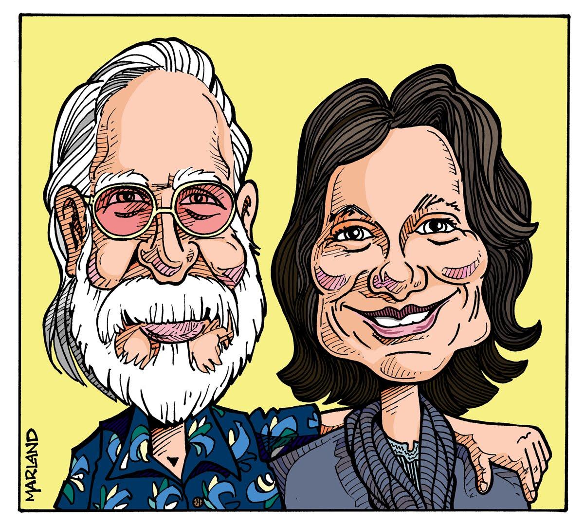 B. Elwin & Diane L Sherman