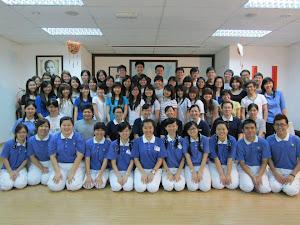 IMU慈青2012迎新茶會