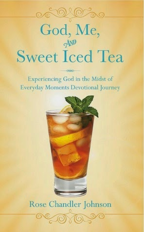 god me and sweet iced tea devotional