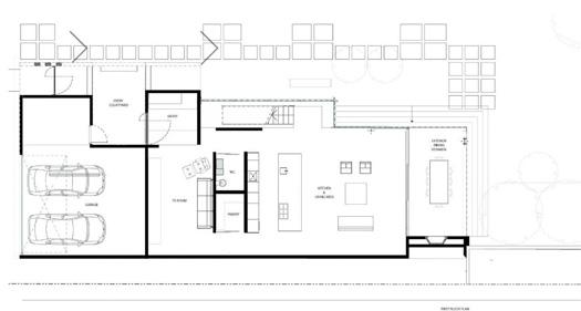Planos casas unifamiliares for Planos casas unifamiliares