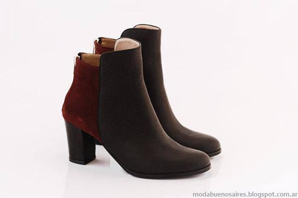 Botas 2015. Botas moda otoño invierno 2015. Priscila Bella otoño invierno 2015.