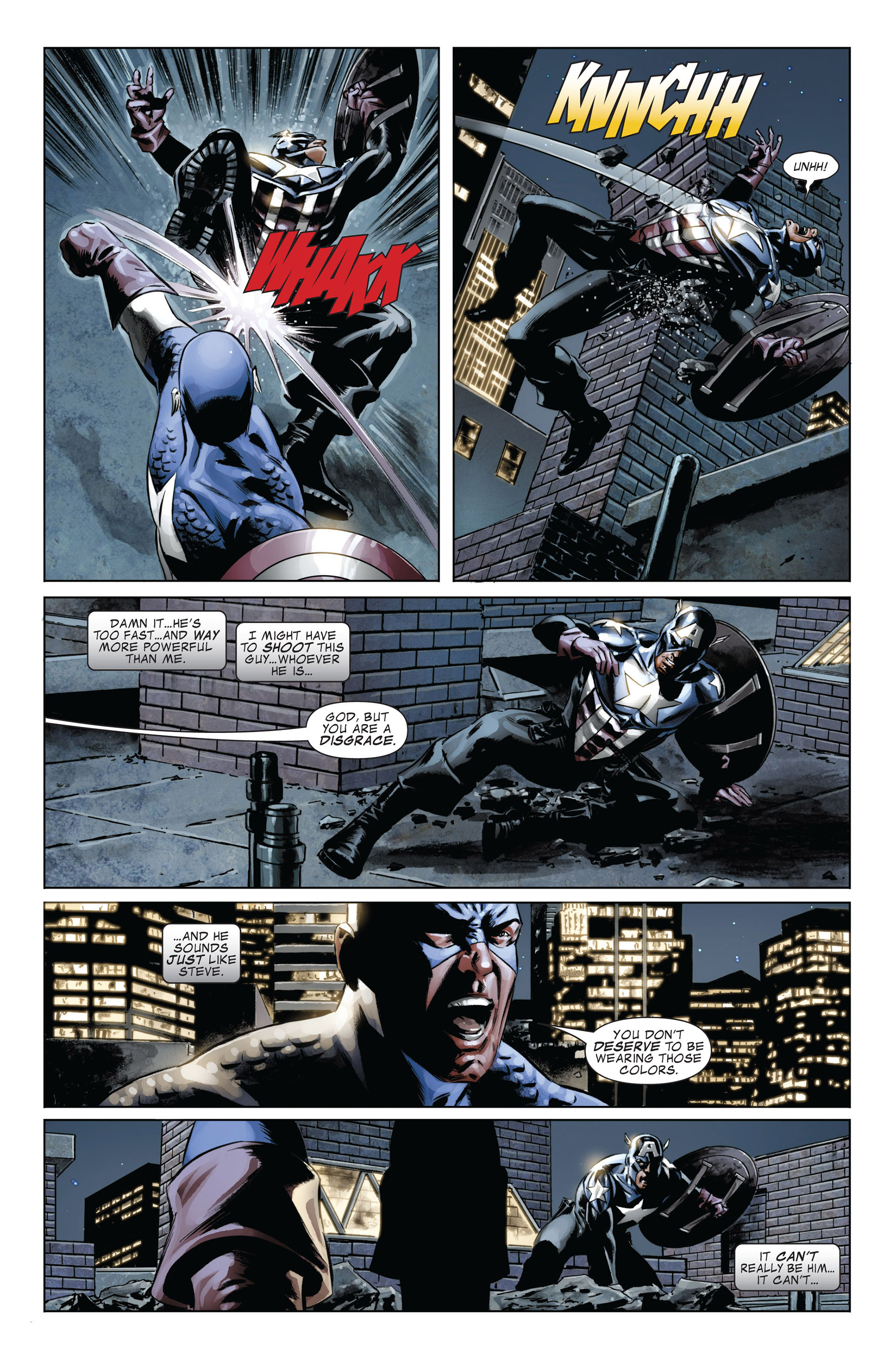 Captain America (2005) Issue #40 #40 - English 10