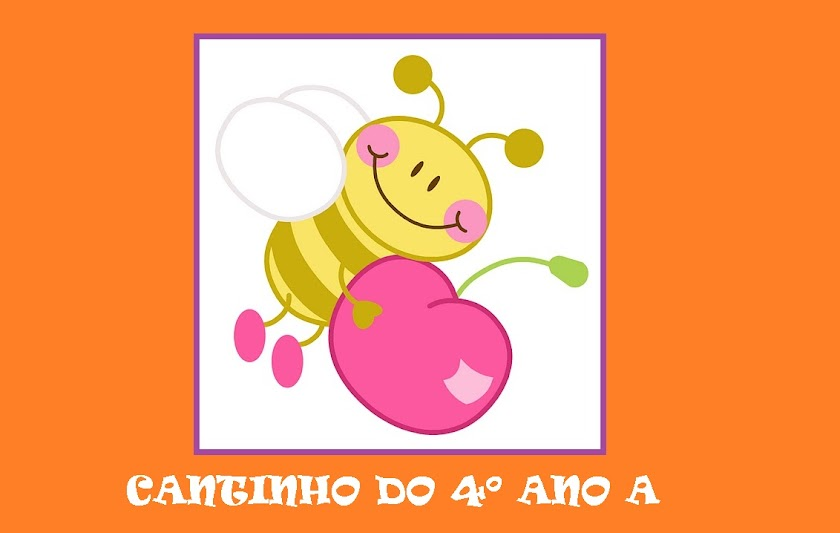 Cantinho do 4º ano A