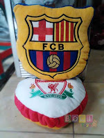 Bantal Club Barcelona