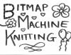 Drawn Bitmap Machine Knitting