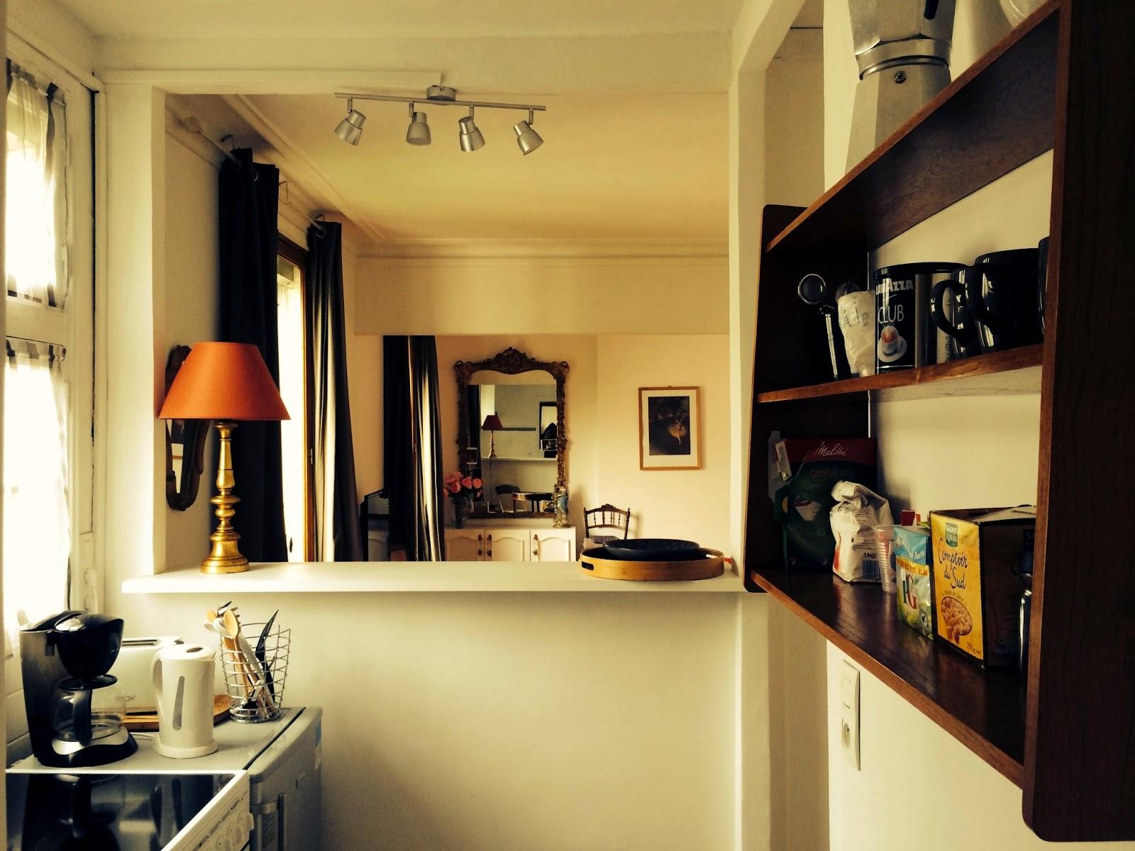 Affitto appartamento a parigi casa vacanza centrale - Casa vacanza a parigi ...