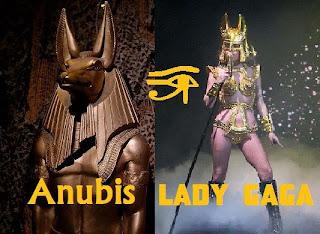 Lady Gaga Pemuja Setan iluminati freemason
