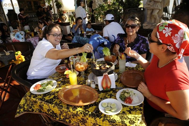Fluvial vallarta residencial gastronom a en puerto vallarta - Coctel de marisco con aguacate ...