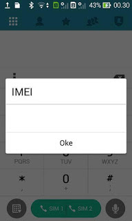 Tips Tutorial Mudah Cara Mengatasi IMEI Hilang (NULL, Unknown) Pada Asus Zenfone 5