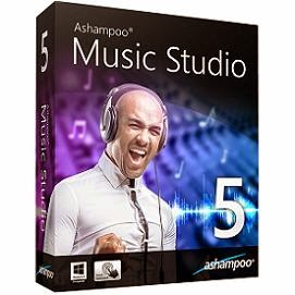 Ashampoo Music Studio 5.0.4.6 download