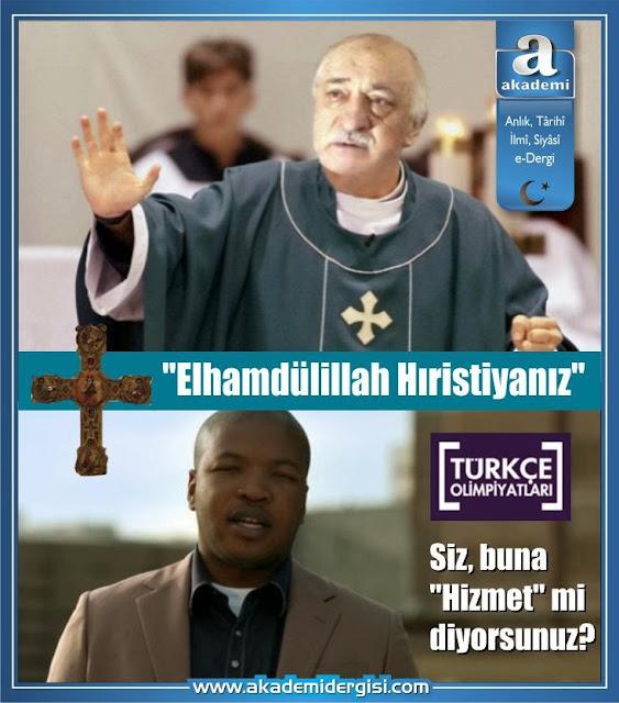 Fethullah Gülen cemaatinin hizmetleri(!) ve Türkçe Olimpiyatları
