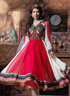 Anarkali-churidar-suits