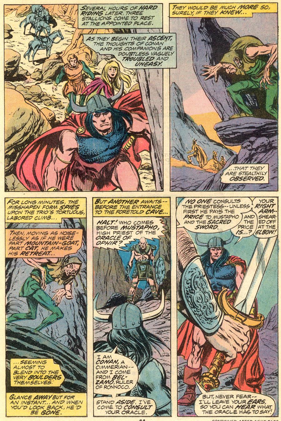 Conan the Barbarian (1970) Issue #54 #66 - English 8