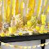 Festa Amarela: a nova queridinha das festas!!