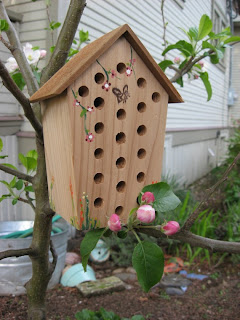 Mason Bee House - beeandbees