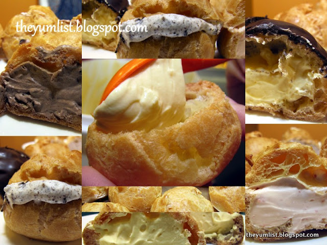 Subang, dessert, sweets, pastries, cream puff, natural ingredients, no preservatives
