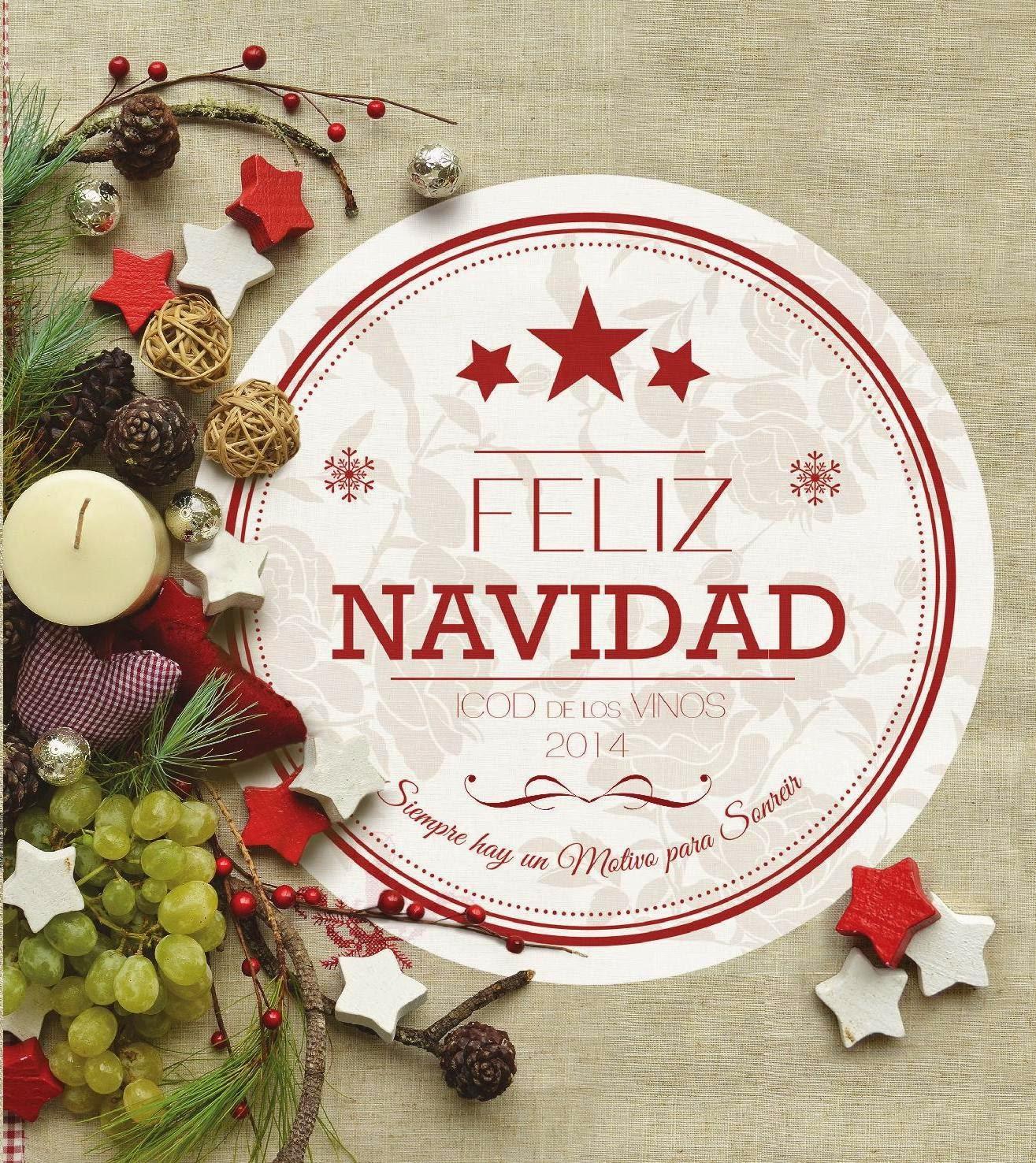 Programa de actos Navidad 2014