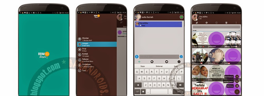 Download BBM2 Mod Style Floating Clone DP Bulat