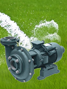 Oswal Centrifugal Monoblock Pump OMB-18 HH (5HP) Water Pump Online, India - Pumpkart.com