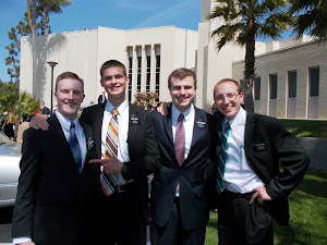 Elder Fairbourne, Elder Jenkins, Elder Mortimer, & Elder Clough