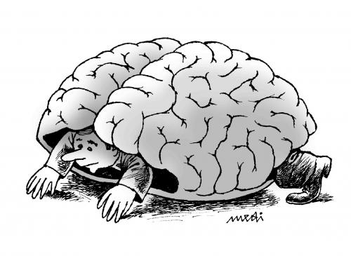 Brain Cartoon3