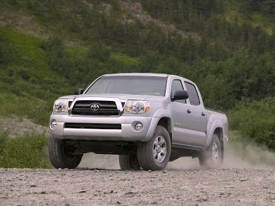 Toyota Tacoma Standard Resolution Wallpaper 4