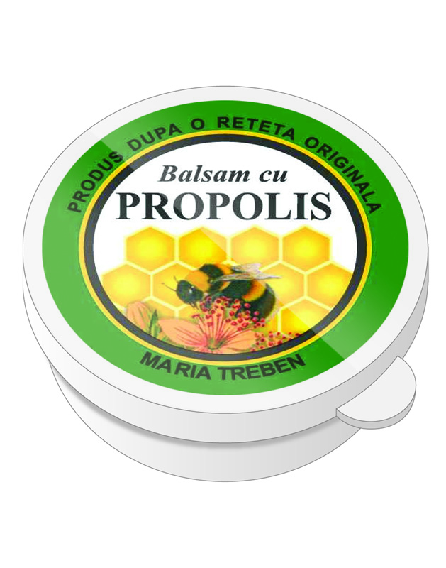 Balsam cu propolis (uz extern)