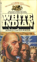Cover of White Indian by Donald Clayton Porter