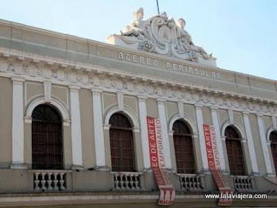 Ateneo Peninsular Museo MACAY, Merida, Mexico