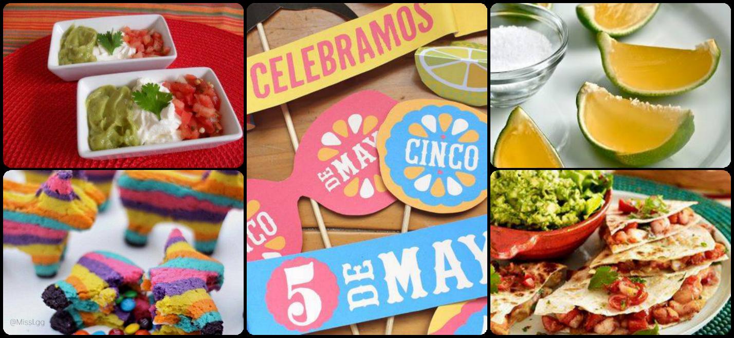 Feliz 5 de mayo! Viva México!