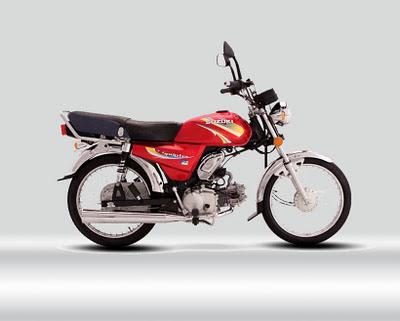 Suzuki Sprinter Bike Price in Pakistan 2012