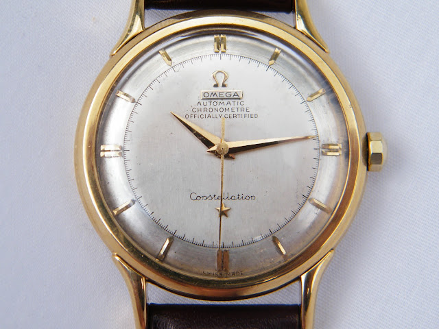 Omega Constellation replica watch