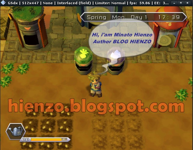 download game ppsspp harvest moon innocent life iso