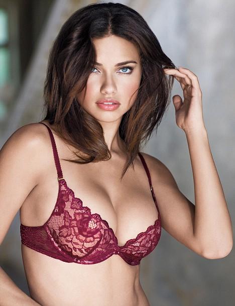 Adriana Lima Bra