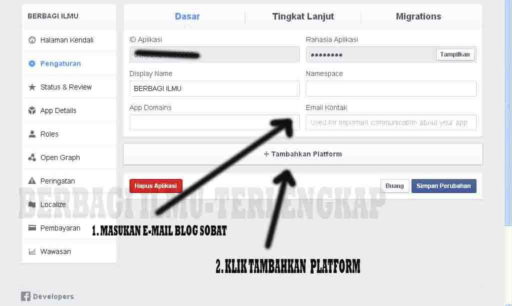 Cara membuat kotak komentar fb di blog terbaru 2014