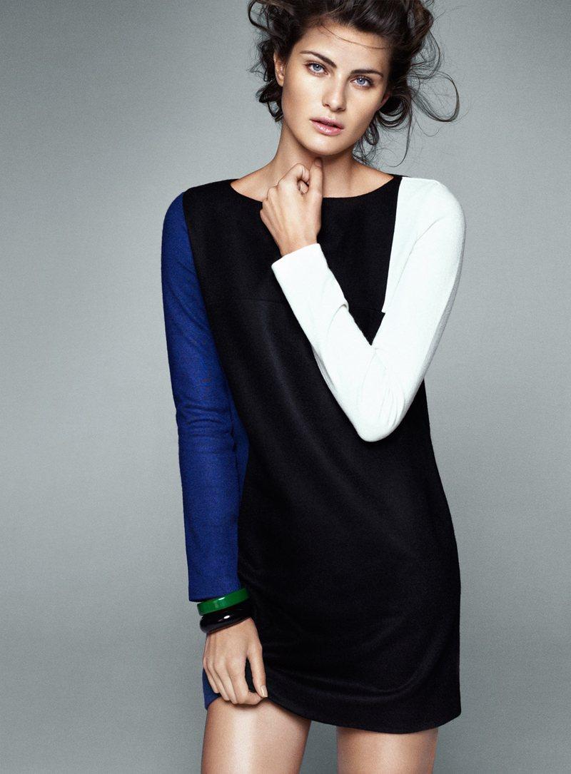 Isabeli Fontana - Mango 'Simplicity' Fall/Winter 2011 Campaign
