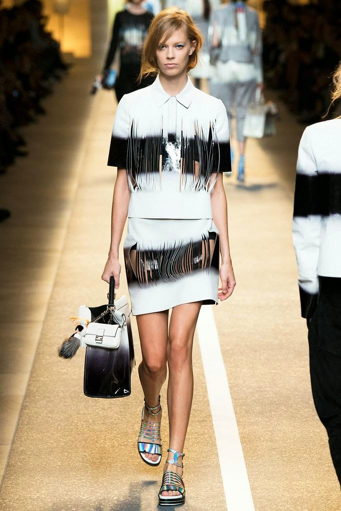 32c9fefdc89 Nicola Loves. . .   The Collections  Fendi Spring 2015