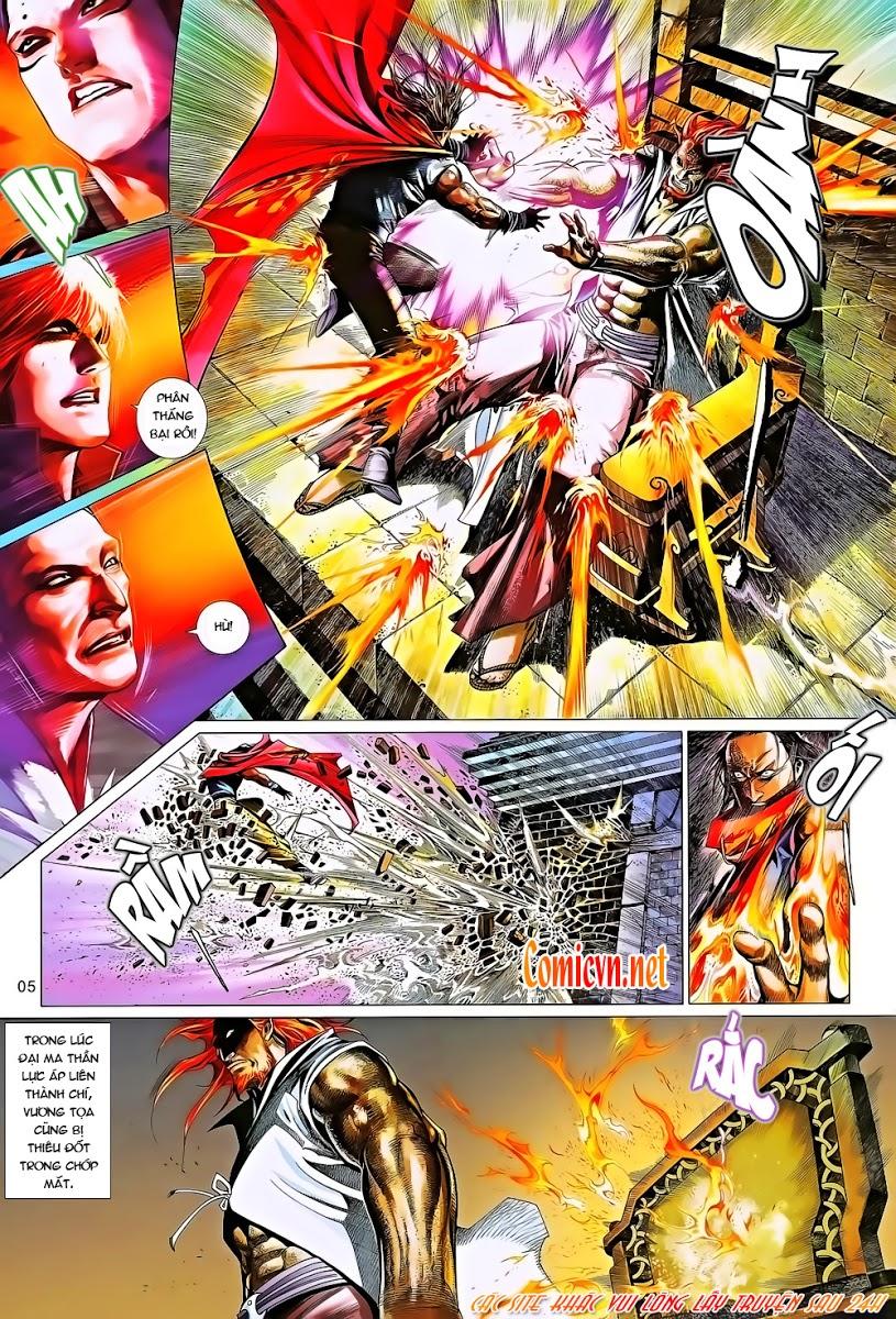 Phong Vân chap 643 Trang 5 - Mangak.info