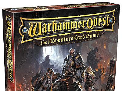 Warhammer Quest: El juego de cartas