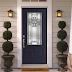 Textured Doors.