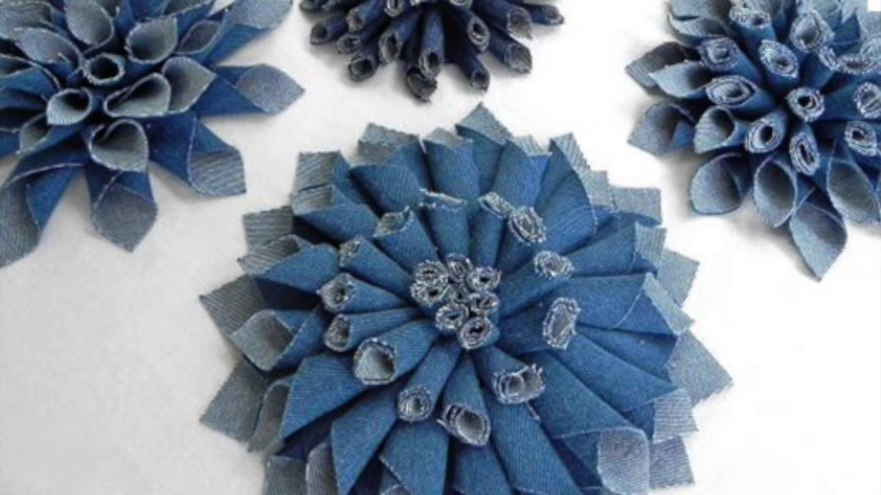 Ways to recycle old jeans - Craft Ideas With Old Jeans Creative Ideas To Start Today