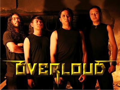 Overloud band Metalcore / Thrash Metal Bandung Jawa Barat Gambar Foto Personil Logo Wallpaper