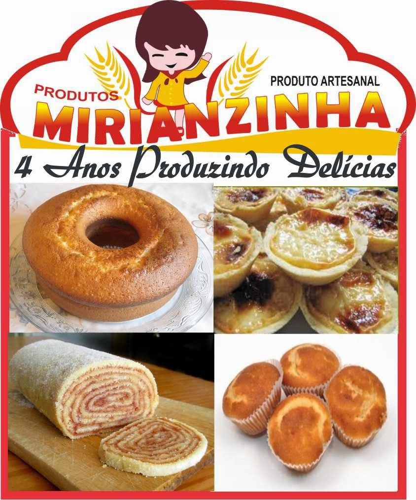 Produtos Mirianzinha é genuinamente de Saloá