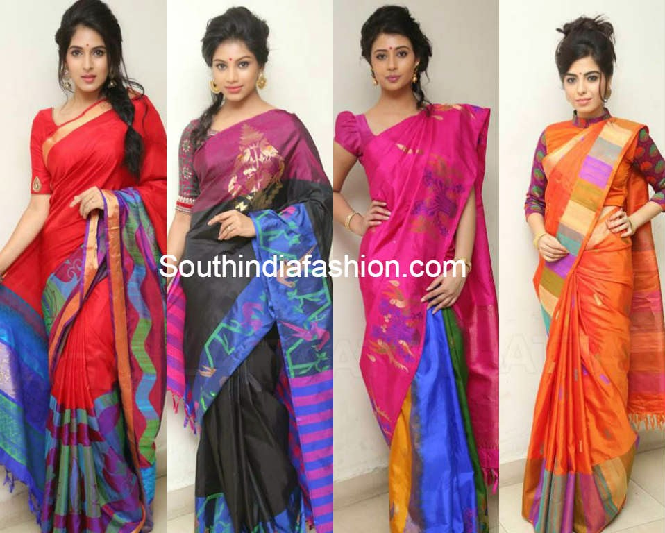 palam silks collections