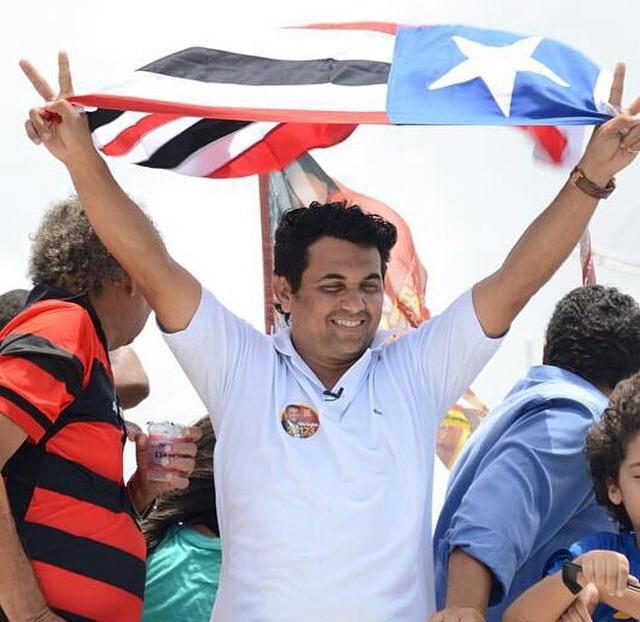 Deputado Wellington renova compromisso com o povo maranhense para 2016.