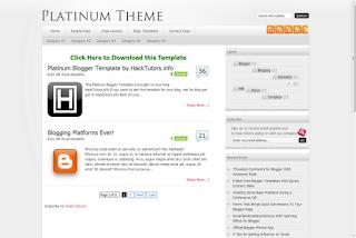 Top Blogger Themes 2012, Tema Blogger Terbaik 2012