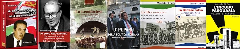 LIBRI DI FAZIO MAURIZIO (320 - 2467006)