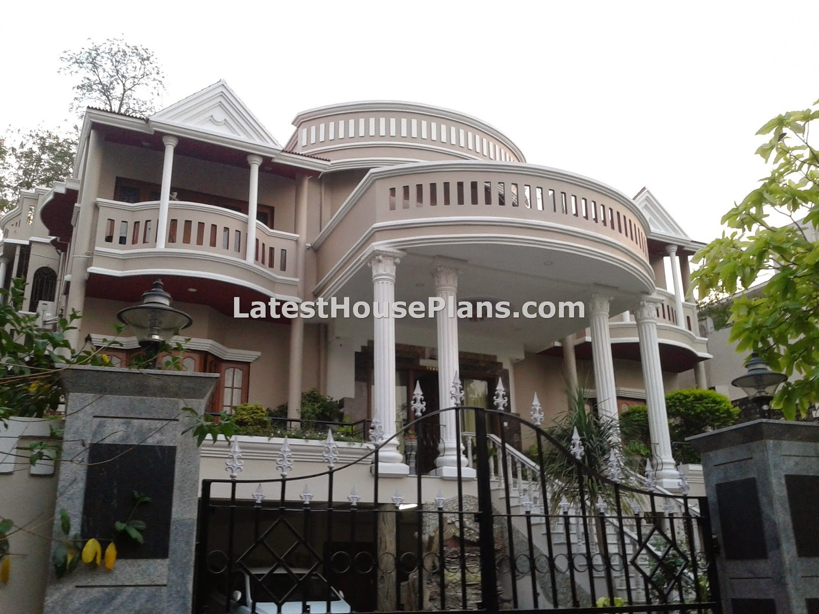Model houses in hyderabad