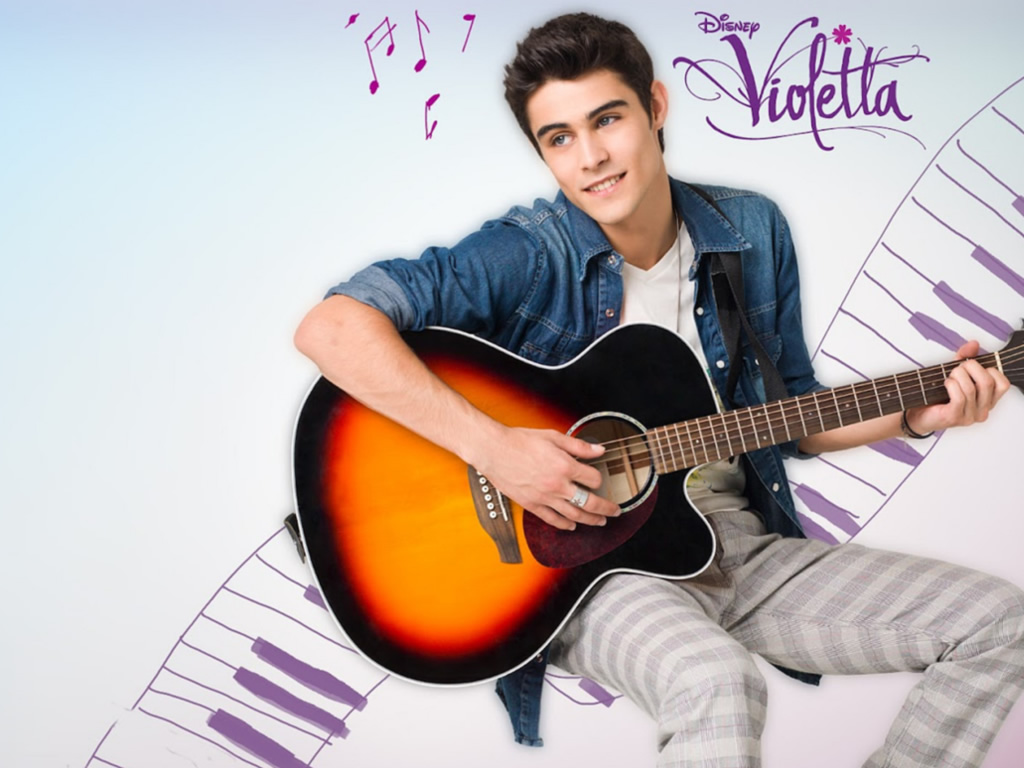 Exclusivo wallpapersdetv en 1024x768px car interior design - Violetta disney channel ...